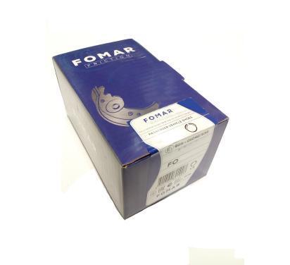 FO 0586 FOMAR Zestaw szczęk hamulcowych