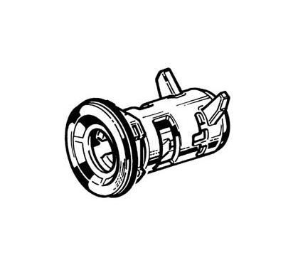 80/433 MIRAGLIO Korpus cylindra zamykanego