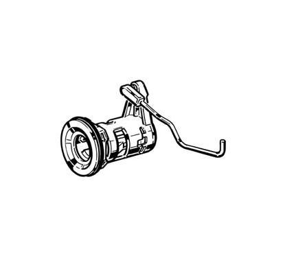 80/436 MIRAGLIO Korpus cylindra zamykanego