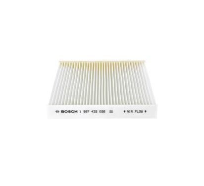 1 987 432 026 BOSCH Filtr, wentylacja przestrzeni pasażerskiej