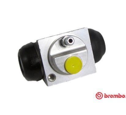 A 12 B80 BREMBO Cylinderek hamulcowy
