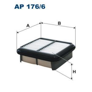 AP 176/6 FILTRON Filtr powietrza